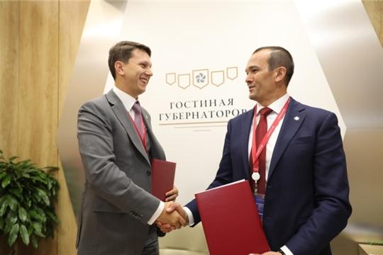 Правительство Чувашской Республики и ВФСО «Трудовые резервы» заключили соглашение о сотрудничестве