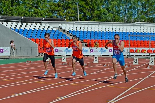 В столице Чувашии стартовали чемпионат и первенство России по легкой атлетике среди глухих
