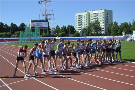 Чемпионат России по споритвной ходьбе - 2019. День 2