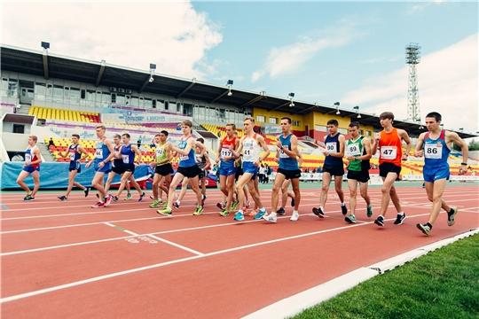Сильнейшие скороходы разыграли в Чебоксарах медали чемпионата и первенства России