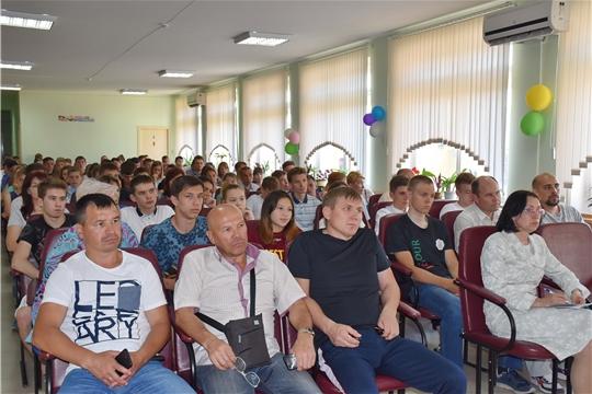 Совещание в Чебоксарском училище олимпийского резерва по вопросам антидопингового обеспечения подготовки спортивного резерва