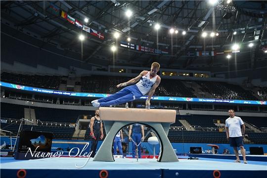 Владислав Поляшов со вторым результатом прошёл квалификацию на Европейских играх