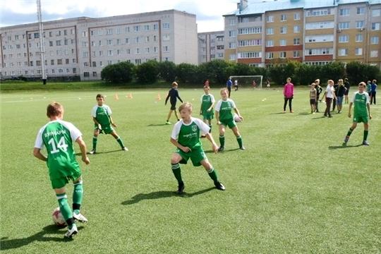 Определились финалисты регионального этапа Всероссийского фестиваля детского дворового футбола