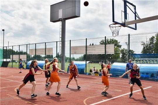 Завершились финальные соревнования XI Летней Спартакиады среди команд по месту жительства