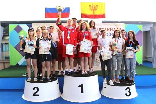 Разыграны медали финальных соревнований IX летней Спартакиады учащихся России по шахматам