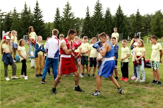 В Чувашии отметили Международный День Бокса