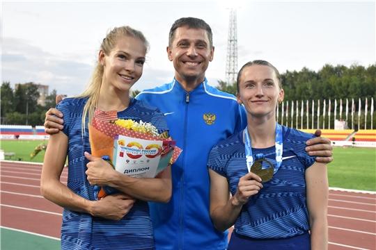 Чемпионат России по лёгкой атлетике в столице Чувашии перевалил «экватор»