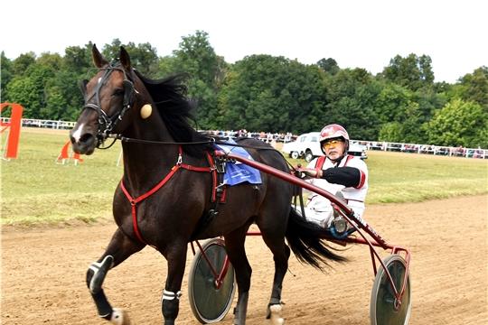 В Ядринском районе состоялись конные бега «Кубок Чувашии-2019»