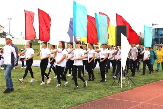 Всероссийский день физкультурника в Чувашии отметили более 80 тысяч человек
