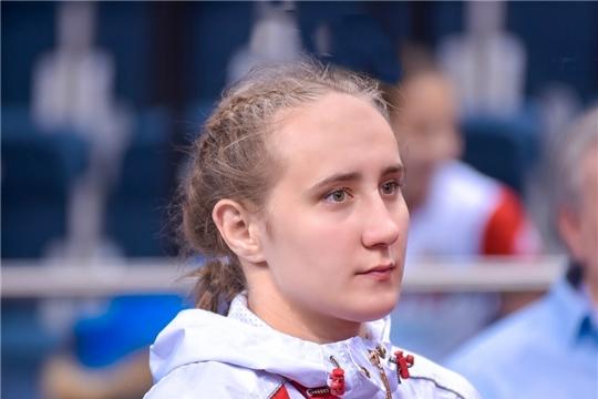 Евгения Захарченко выиграла «серебро» юниорского первенства мира по спортивной борьбе