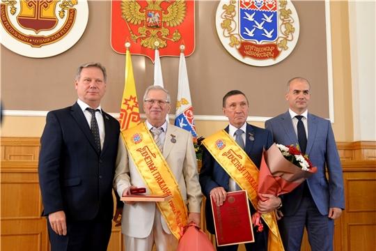 Заслуженному мастеру спорта СССР Валерию Львову присвоено звание «Почетный гражданин города Чебоксары»