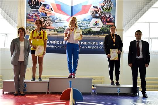 В Чувашии разыграны медали Всероссийских студенческих игр национальных и неолимпийских видов спорта