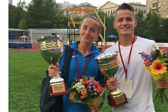 Марина Новикова и Кирилл Фролов – бронзовые призёры Кубка России по спортивной ходьбе