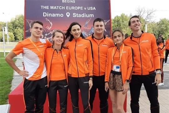 Анжелика Сидорова примет участие в первом в истории легкоатлетическом матче Европа-США