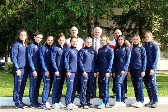 Мария Кузнецова выступит на чемпионате мира по спортивной борьбе