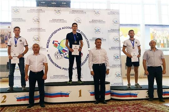 Полиатлонисты Чувашии вернулись с медалями первенства мира