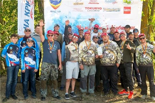 В Чебоксарах прошел розыгрыш чемпионата Чувашии по ловле спиннингом с лодок