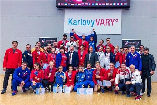 Вера Лоткова одержала победу на Кубке Европы по самбо