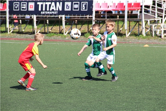 В Чебоксарах состоится финал детского футбольного турнира «Кубок Союза Труда»