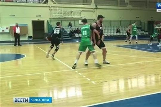 «Чебоксарские ястребы» провели товарищескую игру против молодежного состава казанского «Уникса»