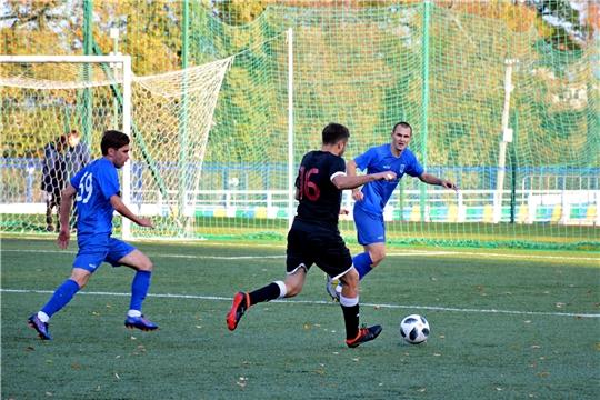 Футбольная команда «Химик-АВГУСТ» вышла в финал Кубка МФС «Приволжье»
