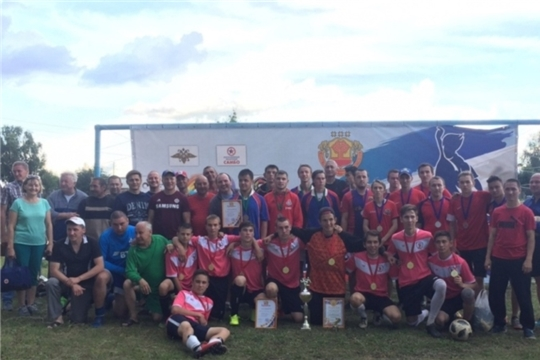Турнир по мини - футболу на кубок села Челкасы