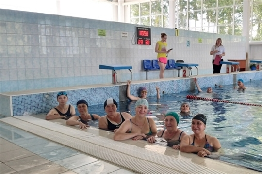 Около 2 тысяч жителей Урмарского района воспользовались услугами спортсооружений в День здоровья и спорта