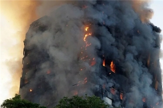 МЧС Чувашии: дым- самый главный враг при пожарах