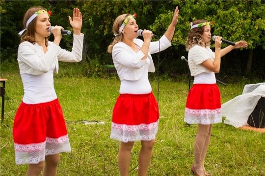 3 августа жители д. Хоруй отметили праздник День деревни