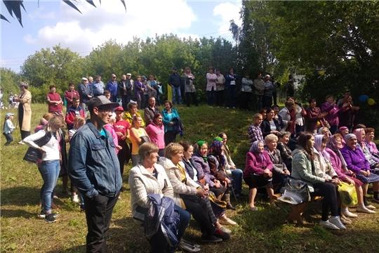 День деревни Чегедуево