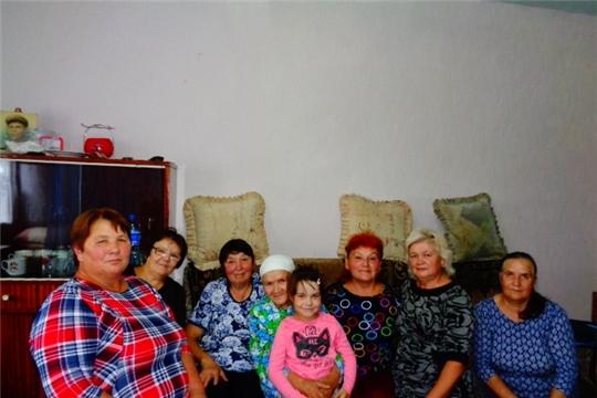8 августа 2019 года исполнилось 85 лет со дня рождения ветерану труда Сергеевой Раисе