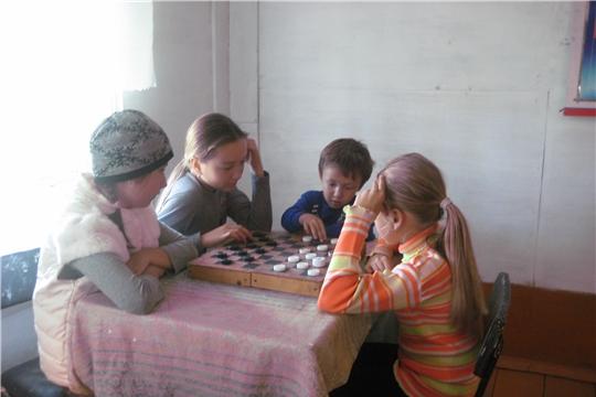 Шашечный турнир в Кульгешском сельском  клубе