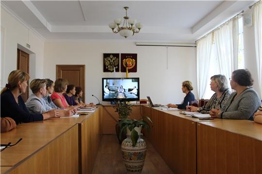 ЦИК России организовала  дистанционное обучение кадров избирательных комиссий
