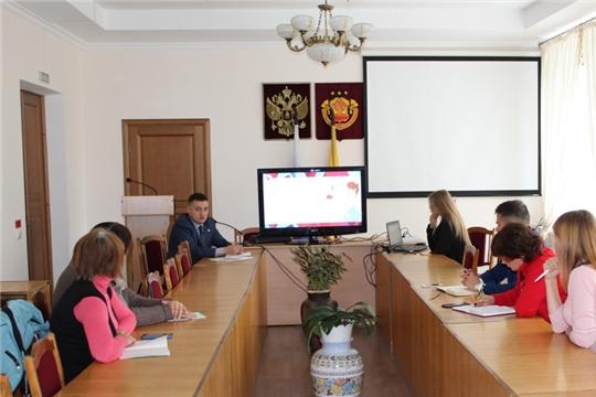 В Урмарском районе состоялся кустовой семинар по подготовке к единому дню голосования