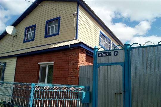 В населенных пунктах Чубаевского сельского поселения заменены аншлаги