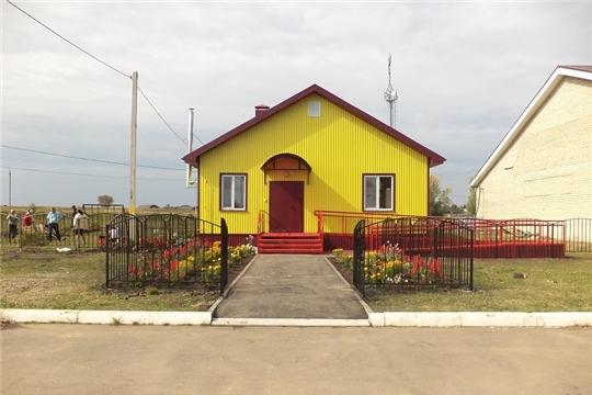 Завершается  благоустройство территории ФАП в д.Шихабылово