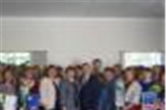 В Урмарской районной организации профсоюза работников образования состоялась отчетно - выборная конференция