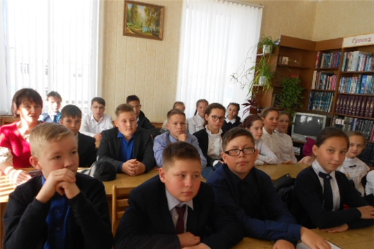 Час памяти «Святой защитник Земли Русской»
