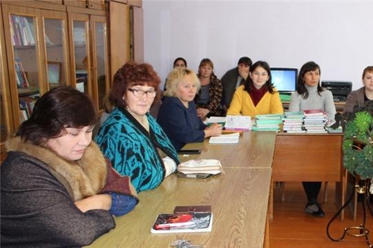 В Урмарском районе состоялся Единый информационный день