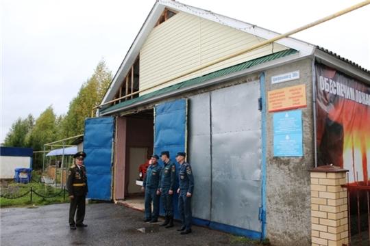 90 лет – пожарному посту села Шоркистры