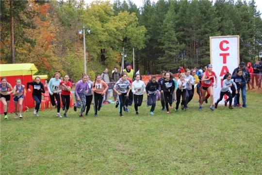 Чемпионат и первенство Чувашской Республики по легкой атлетике (кросс)