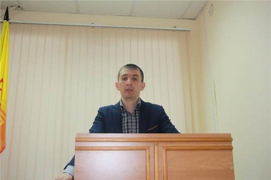 Вопросы, рассмотренные на еженедельном совещании в администрации Чебоксарского района