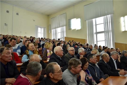 Состоялась научно-практическая конференция на тему: «Актуальные вопросы развития пчеловодства в Чувашской Республике»