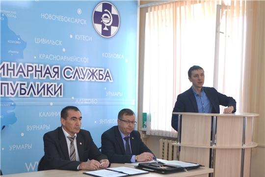 Подведены предварительные итоги деятельности Государственной ветеринарной службы  Чувашской Республики за 1 квартал 2019 года