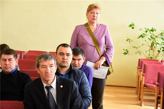 Командно-штабные учения в Ибресинском, Марпосадском, Вурнарском, Канашском районах