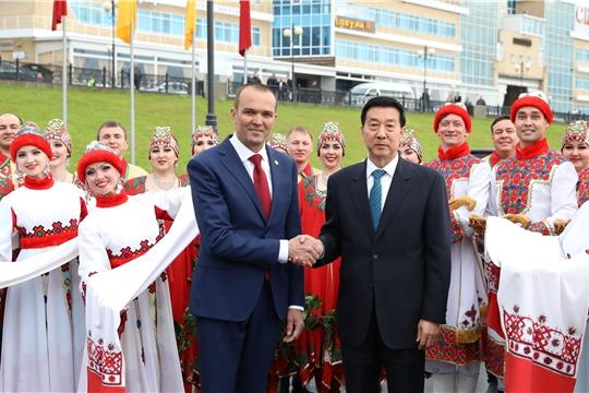 """В Чебоксарах пройдет третье заседание Совета по межрегиональному сотрудничеству в формате """"Волга-Янцзы"""""""