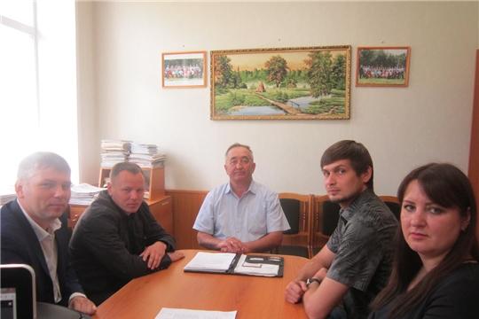Рабочий визит коллег из Ульяновской области по обмену опытом в Батыревский и Яльчикский районы