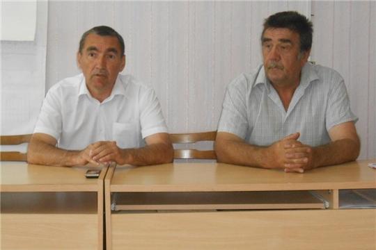 Сергей Скворцов с рабочим визитом посетил Порецкий район