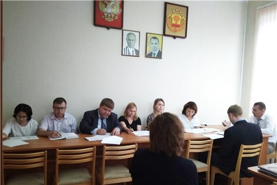 Состоялось заседание балансовой комиссии Госветслужбы Чувашии