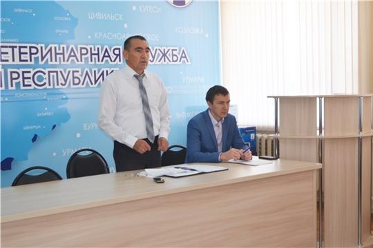 Прошло рабочее совещание с начальниками бюджетных учреждений